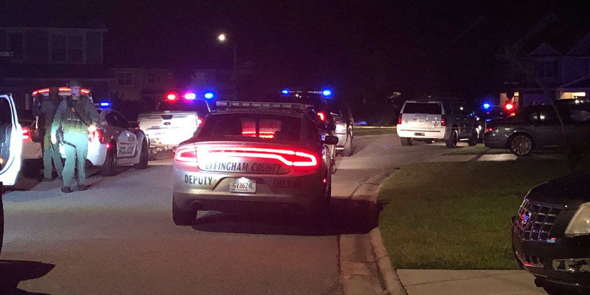 Woman dead after domestic incident at Port Wentworth home
