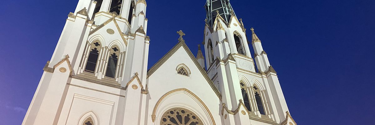 In-person mass resumes Sunday in Ga. under new procedures