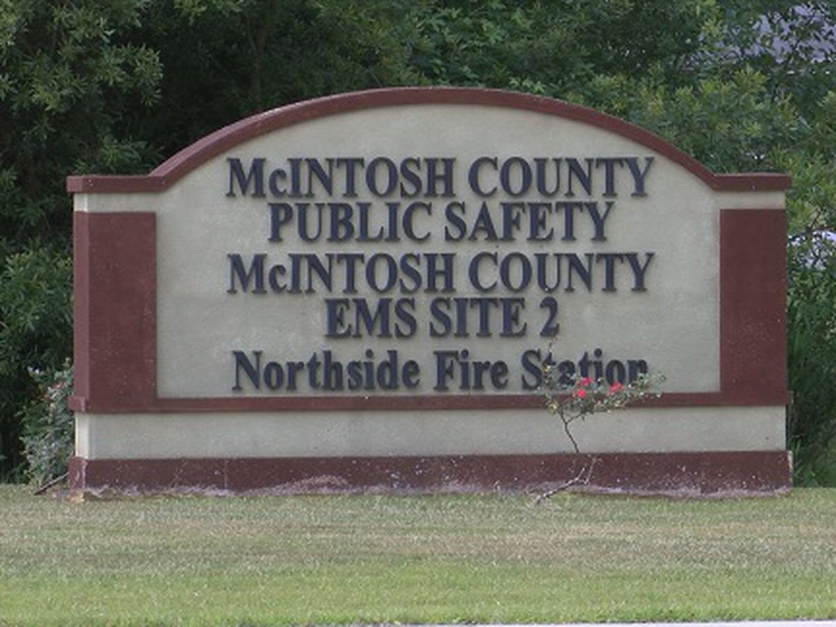 Private company to take over EMS service in McIntosh County