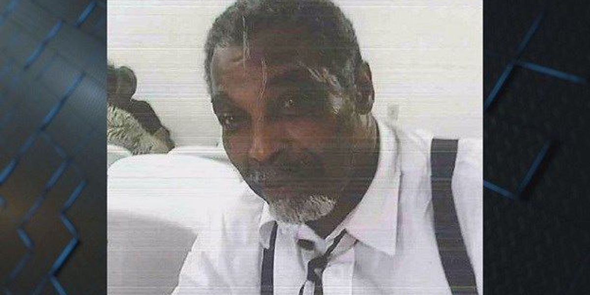 Missing 65-year-old man located safely
