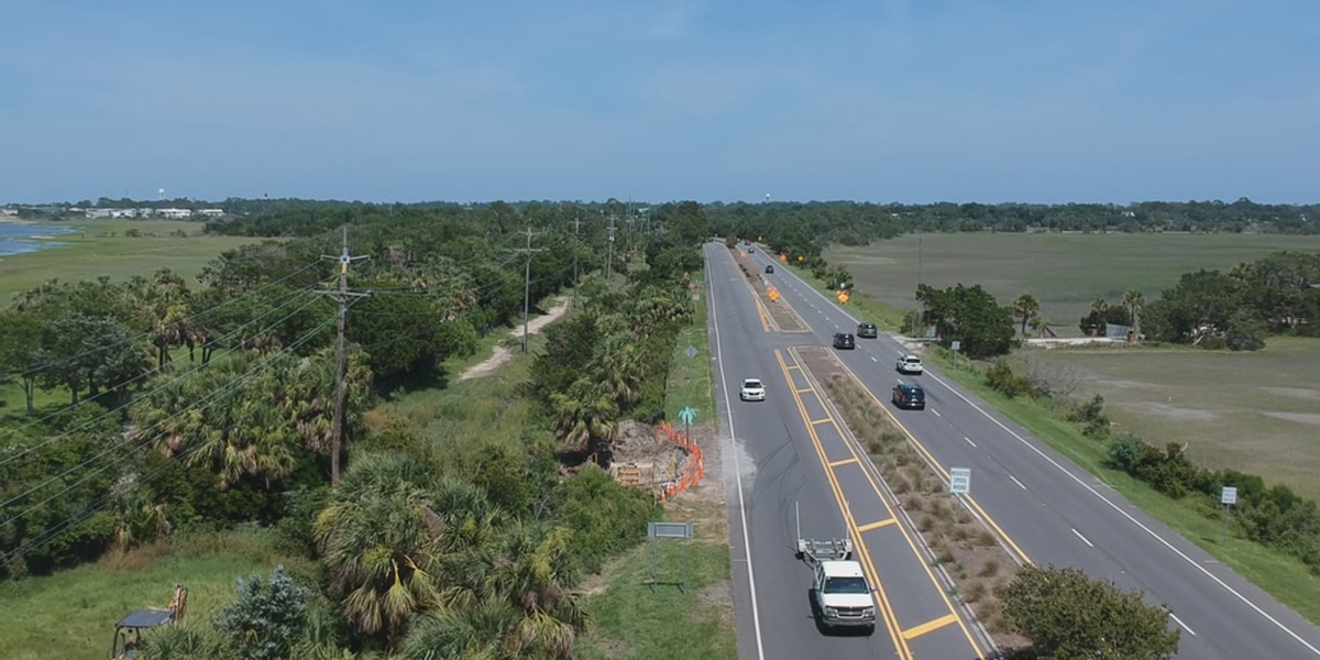 Repair work expected to cause delays on US Hwy 80 near Lazaretto Creek Bridge
