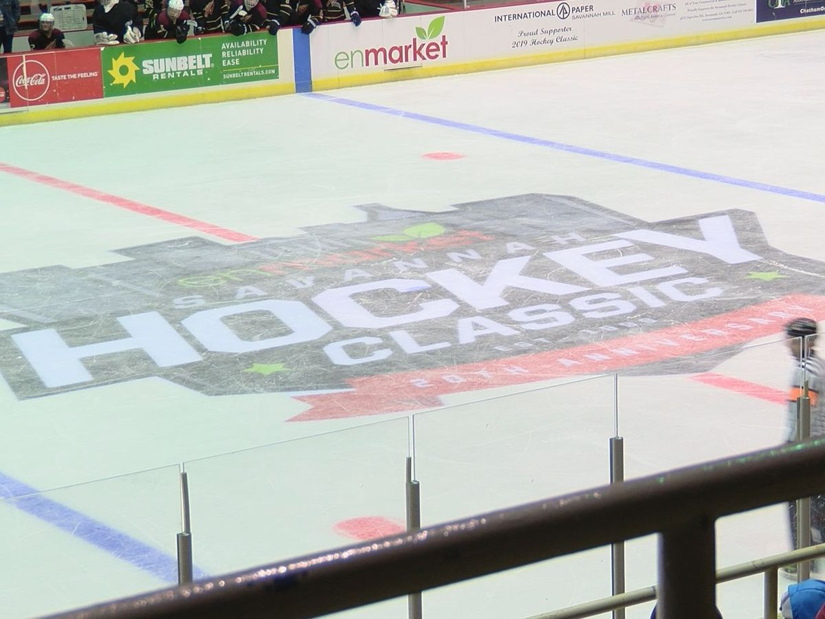 Savannah Hockey Classic brings large crowds