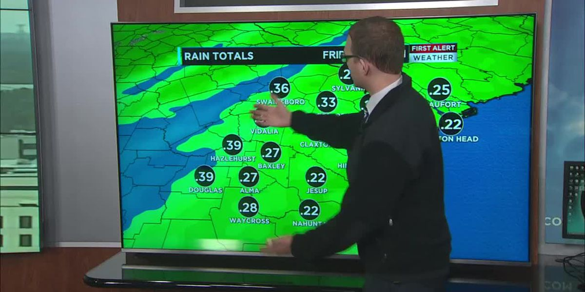 First Alert Weather Day: Rain is moving in and will impact our afternoon commute