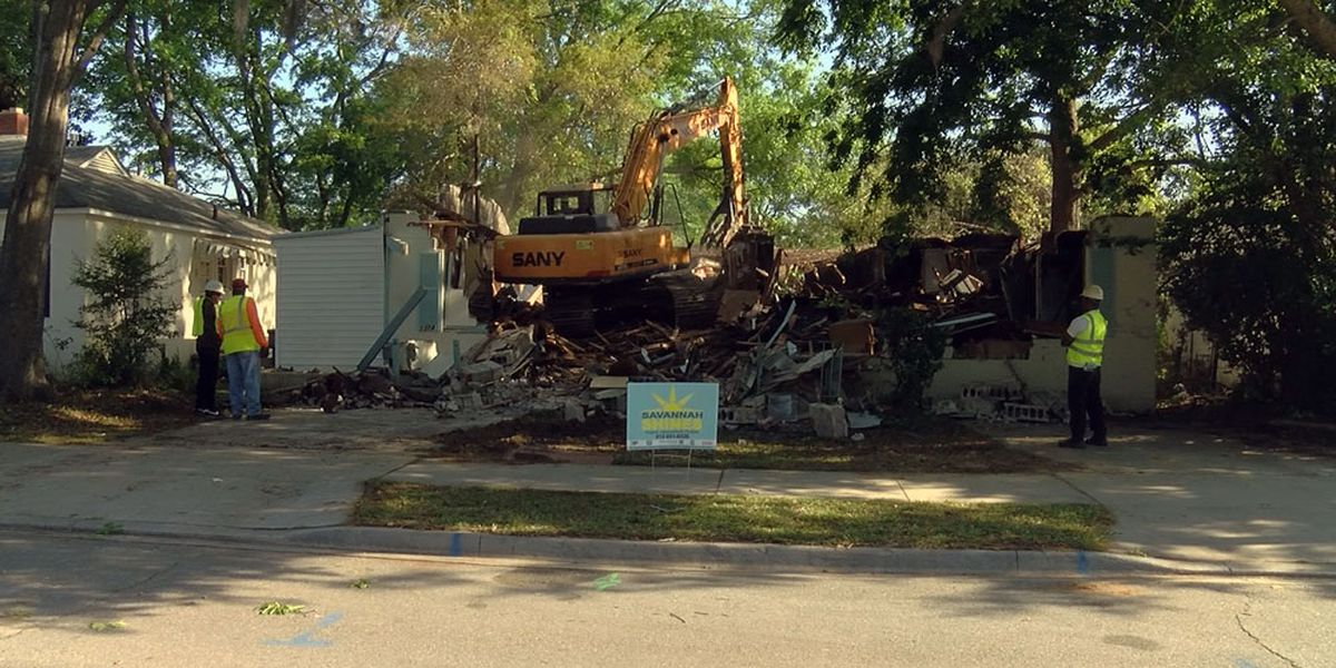 City of Savannah to celebrate completion of new home on blight property