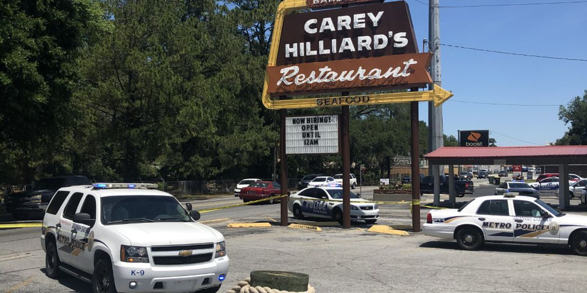 Savannah Police respond to shots fired at Carey Hilliard's on Skidaway