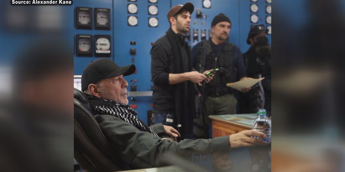 Bruce Willis wraps latest action film, 'Reactor,' in Warwick