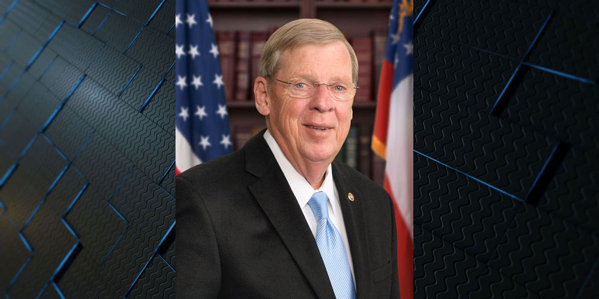 Georgia's Johnny Isakson to resign U.S. Senate seat at end of 2019