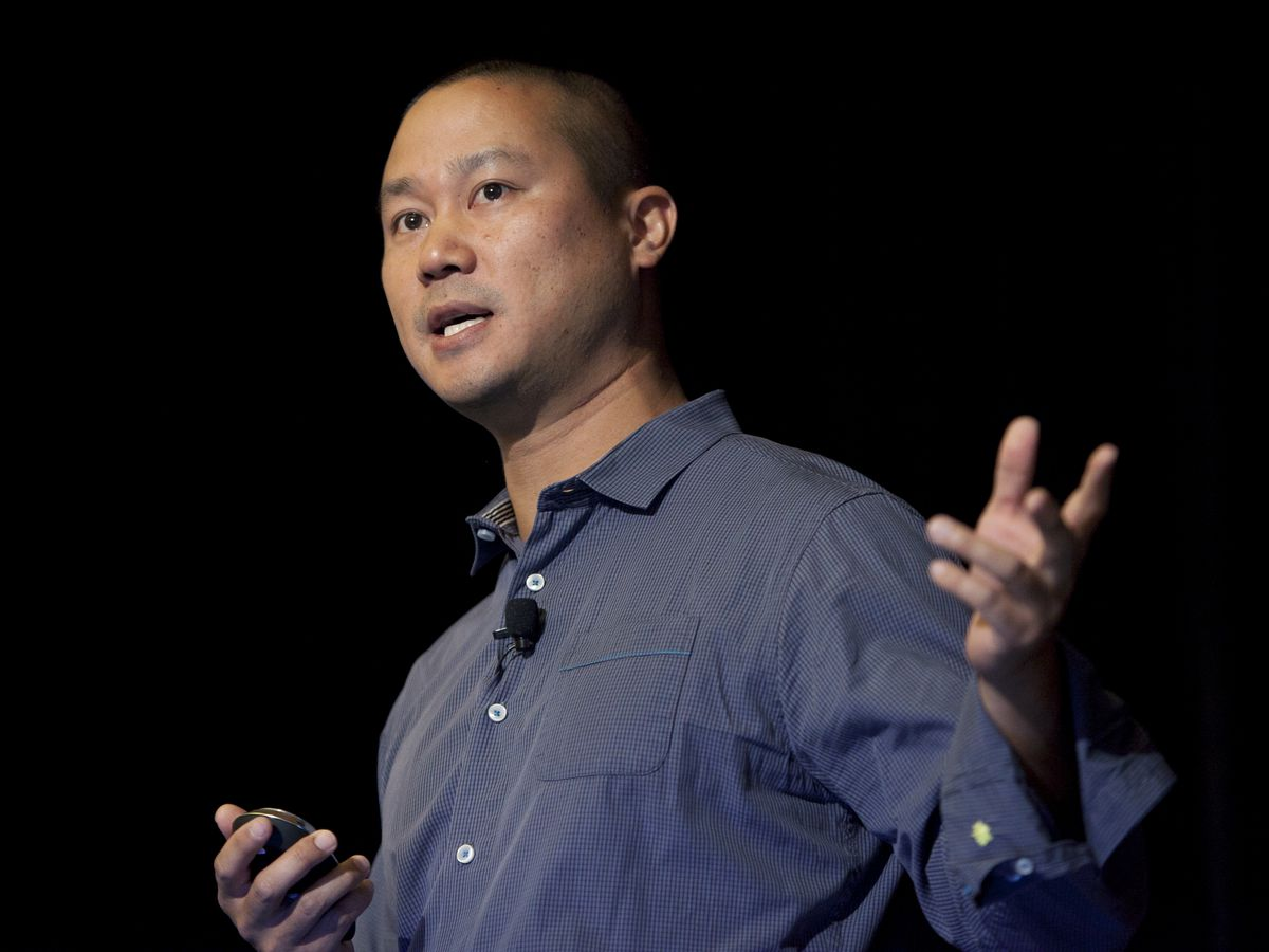 Tony Hsieh, retired Zappos CEO, dies at 46 after house fire