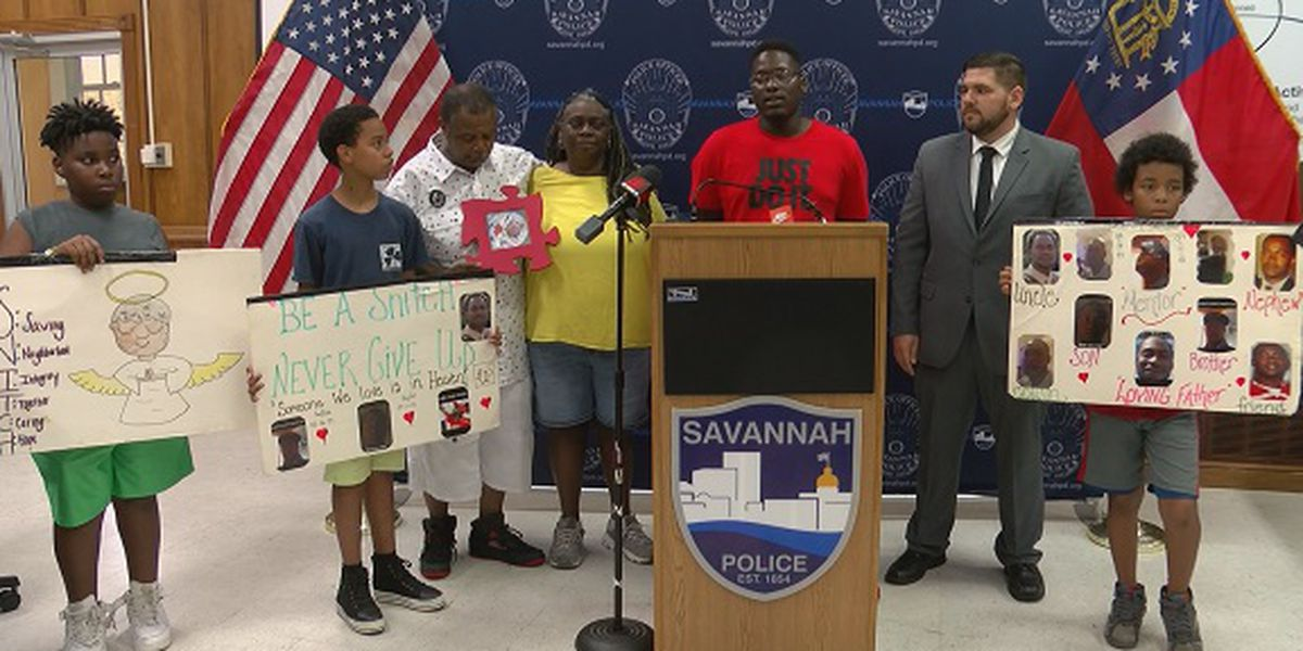 Family, Savannah Police detectives, victim's family looking for answers in 2015 murder case