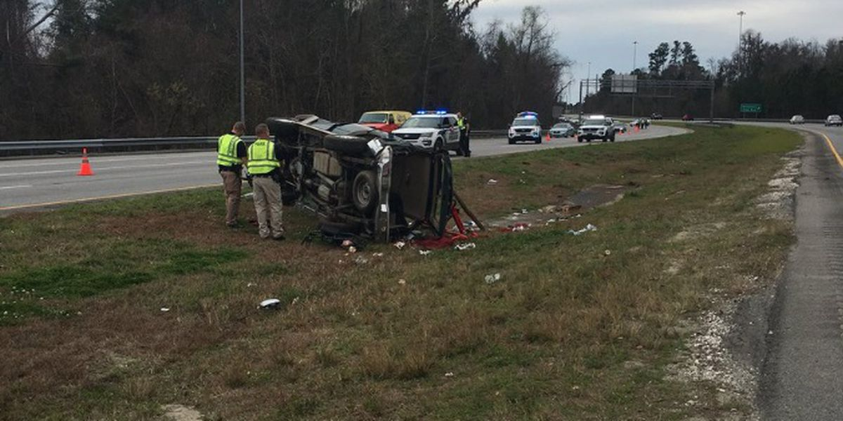 Savannah Police investigating single-vehicle crash on Truman Parkway