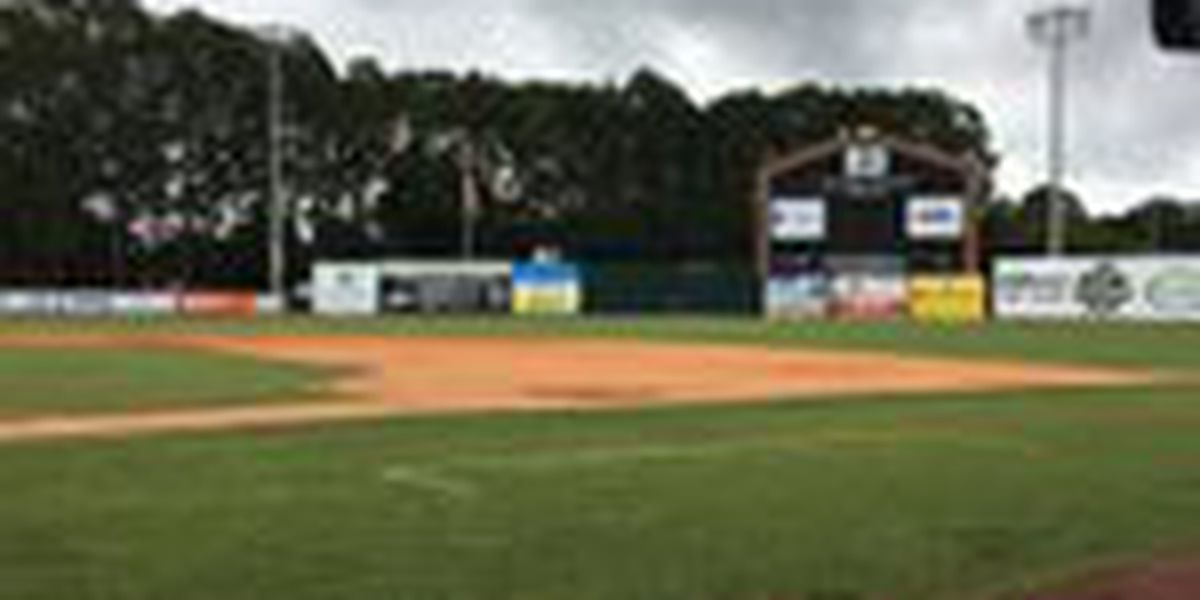 Bananas game called off in the second inning