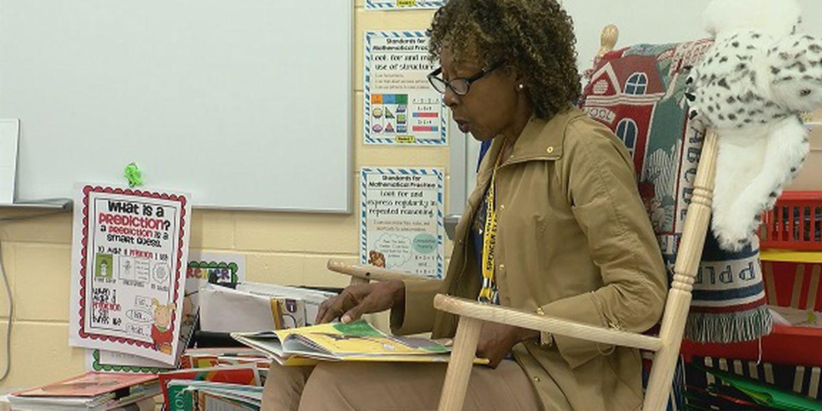 Good News: A.B. Williams Elementary honors late principal