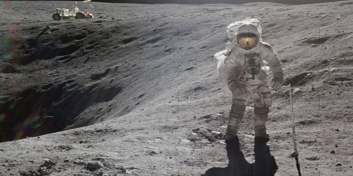 'How did this happen to a guy from Lancaster?': S.C. astronaut looks back on moon missions