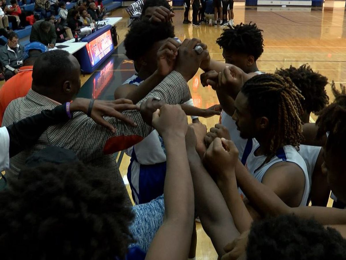 Thursday's state basketball playoff scores