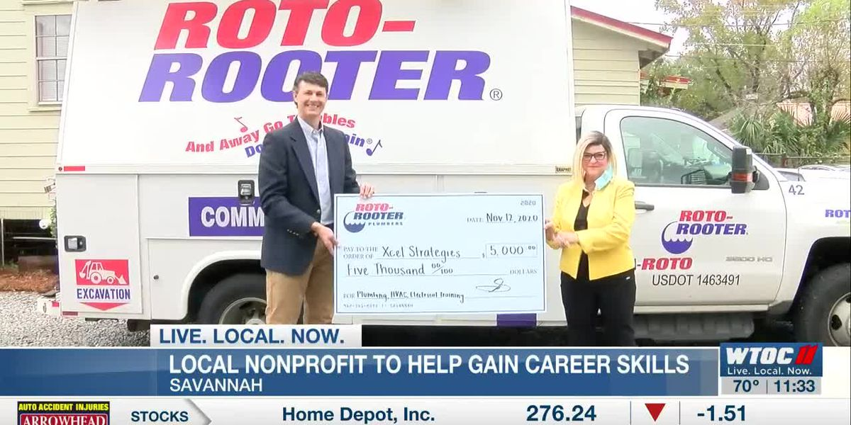 Donation will help non-profit teach career skills