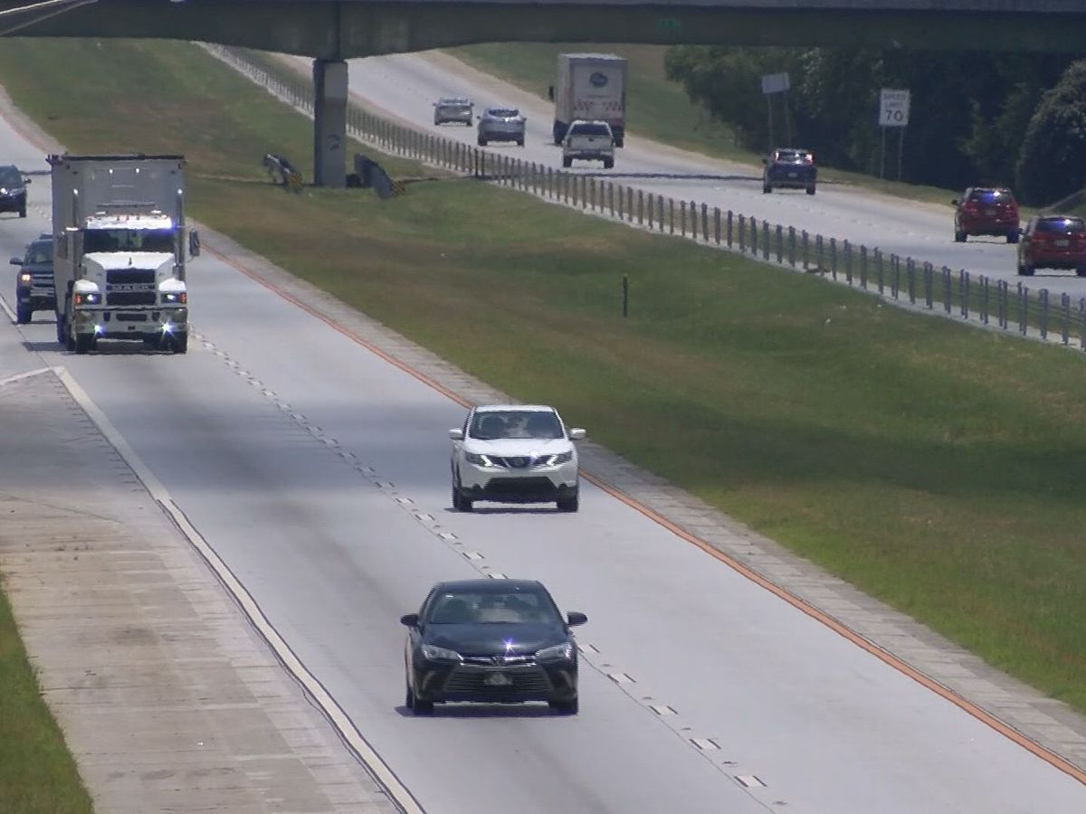 GSP monitoring I-16 as holiday weekend travel picks up