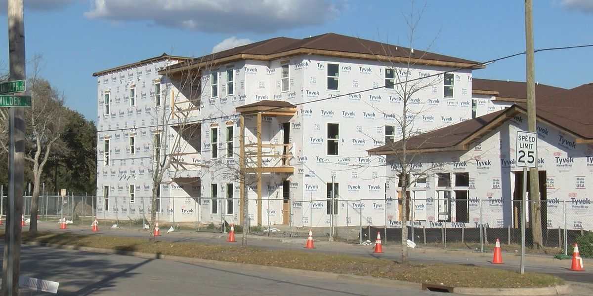 New, mixed-income developments putting dent in housing waiting list