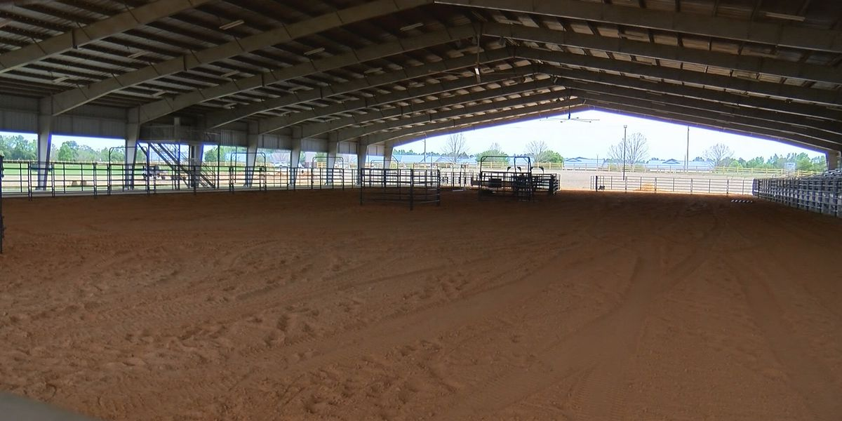 Bulloch Co. to debut Agriculture Arena Complex soon
