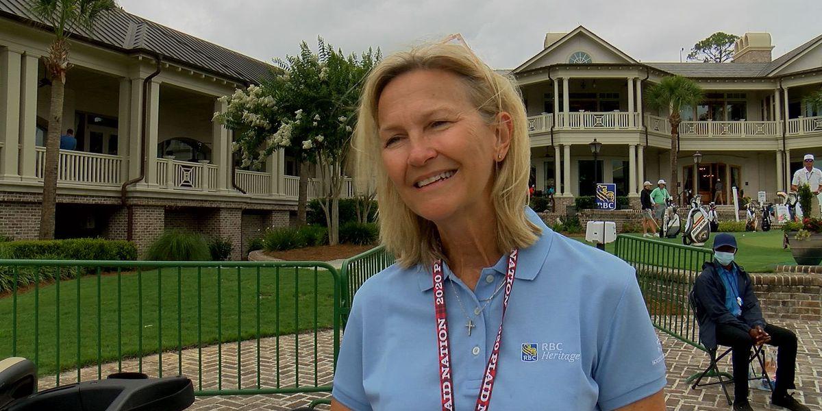 Bluffton's mayor among RBC Heritage volunteers