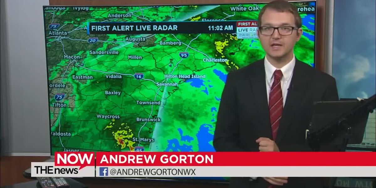 Today is a First Alert Weather Day and more rain is on the way