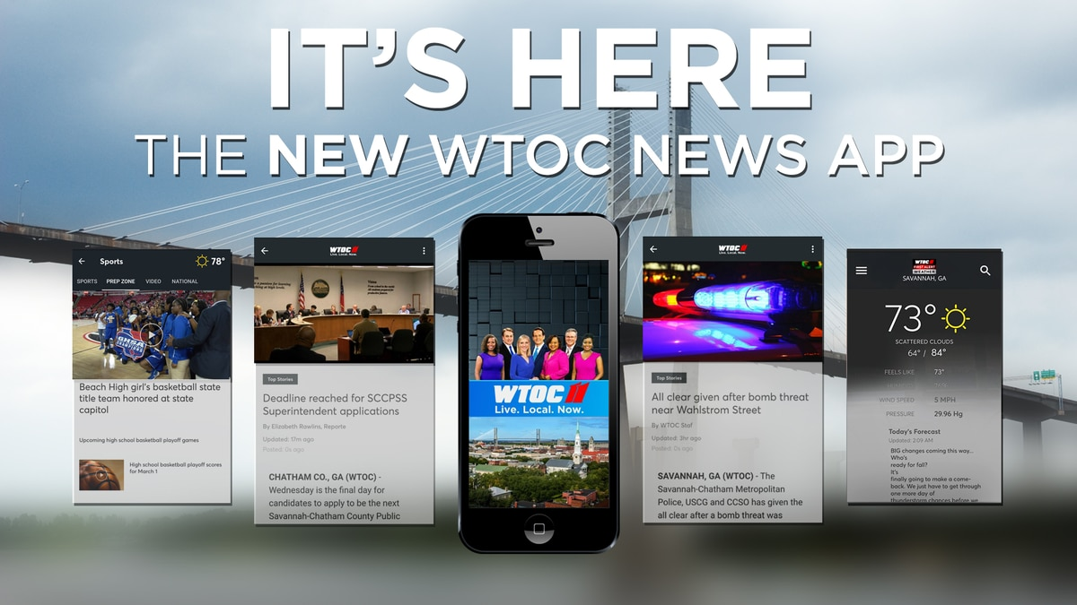 Home - WTOC-TV: Savannah, Beaufort, SC, News, Weather & Sports