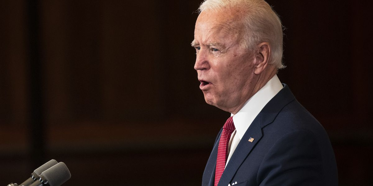 Biden: Trump 'consumed' by ego, not leading during crisis