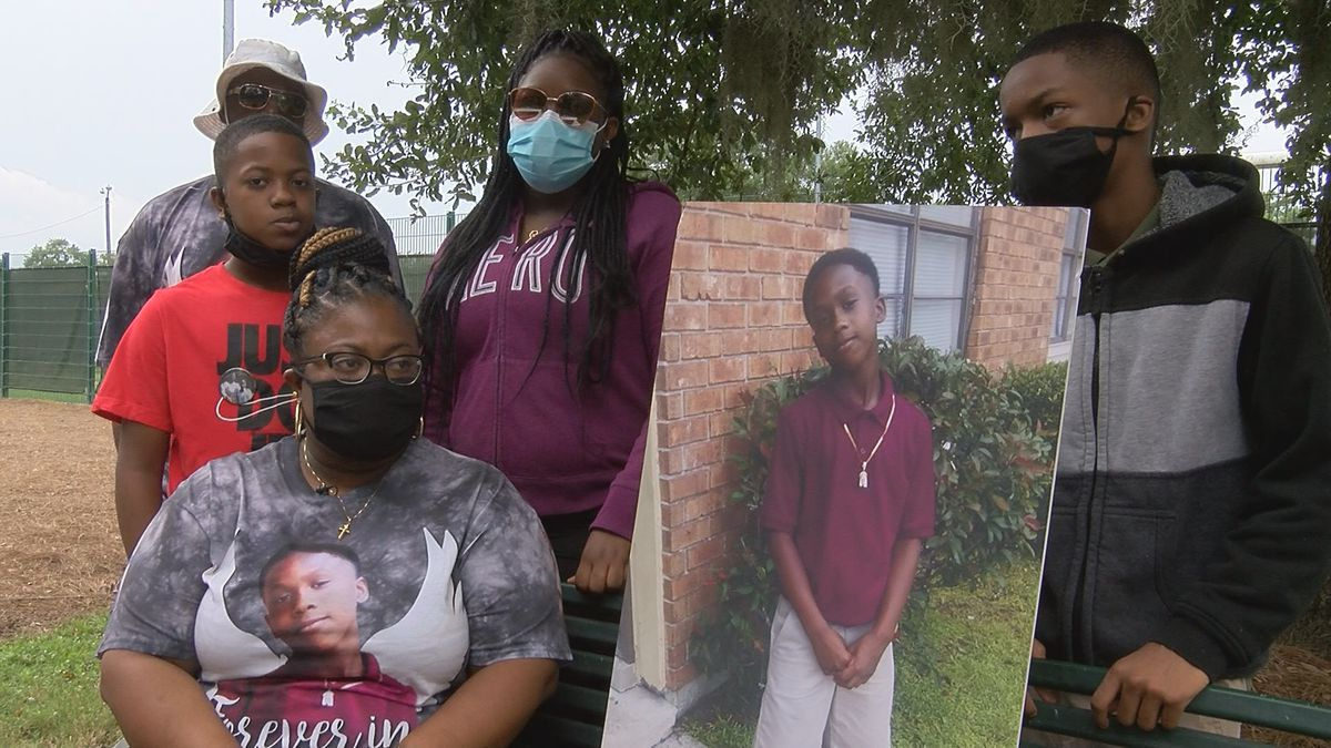 Mother of son killed at funeral home reacts to suspect's release