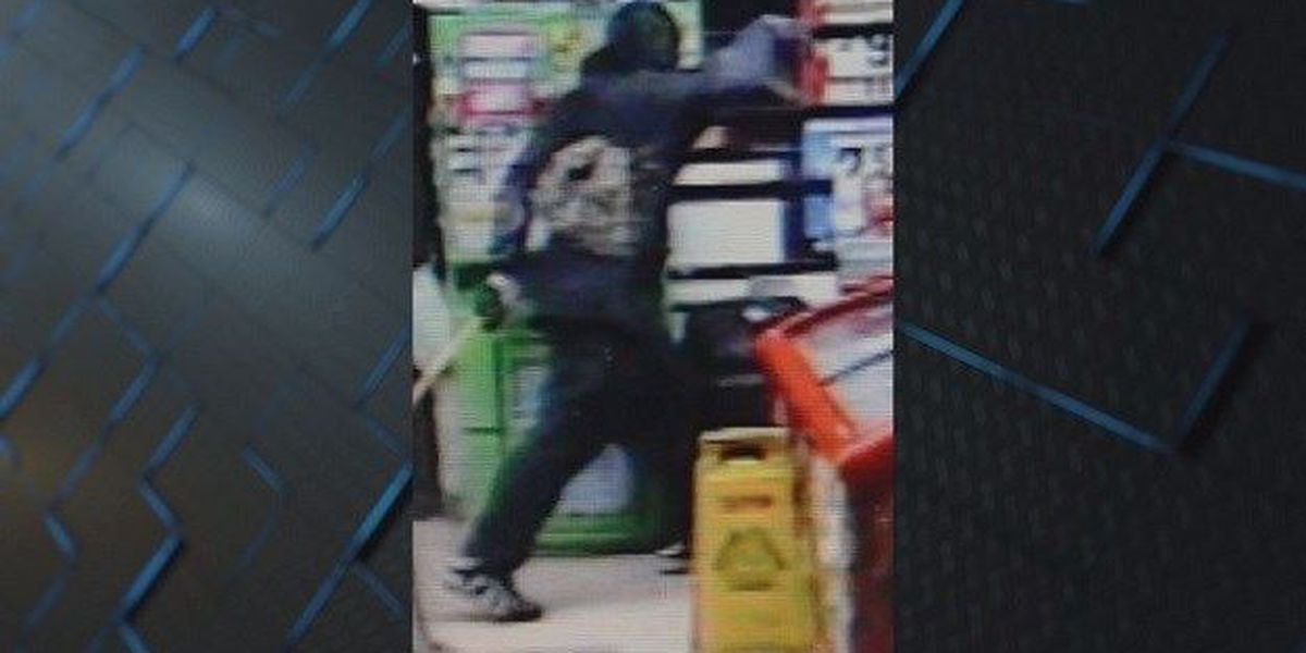 BCSO searching for burglary suspect on Lady's Island