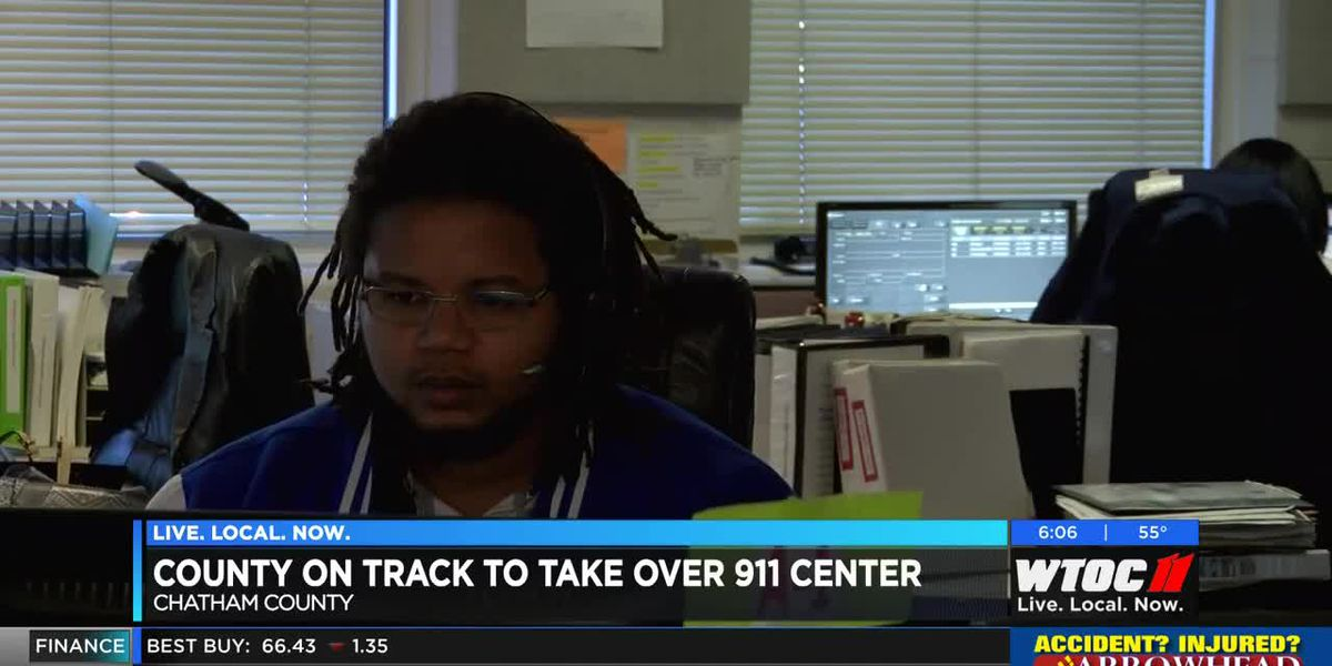 Chatham County on track to take over 911 Center