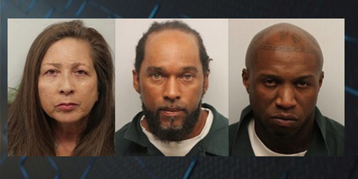 3 arrested after CNT, other agencies conduct multiple drug investigations