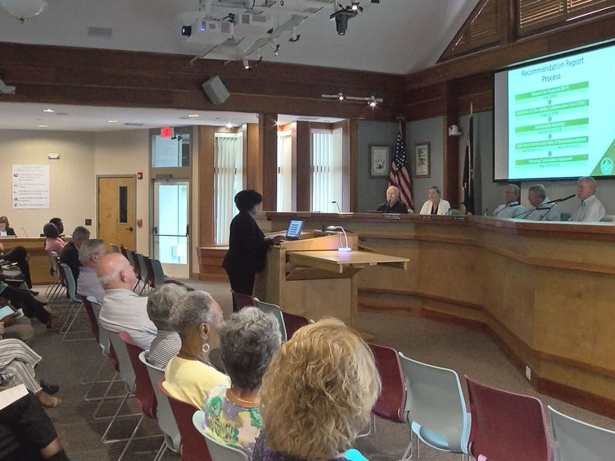 Gullah Preservation Task Force gives update to town council