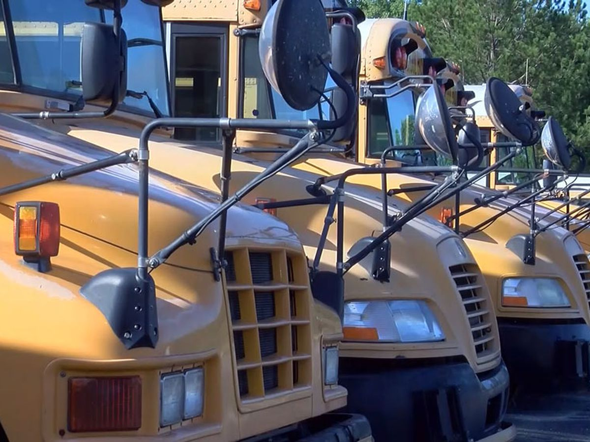 Beaufort Co. School District discusses COVID-19 safety protocols for school buses