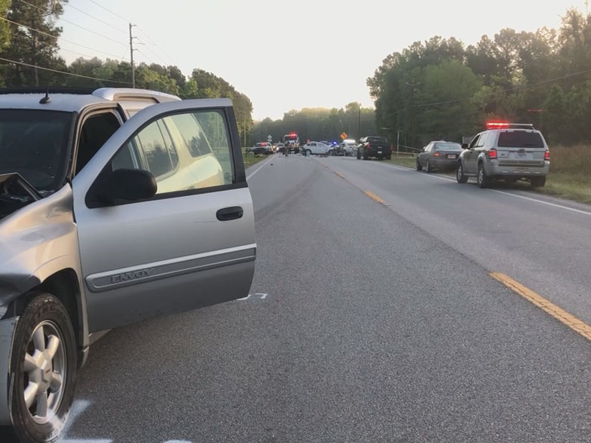 Mother and child killed in Liberty Co. car wreck