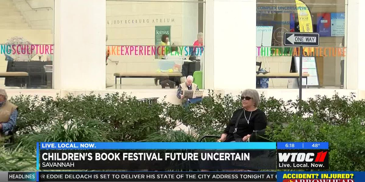 Children's Book Festival future uncertain