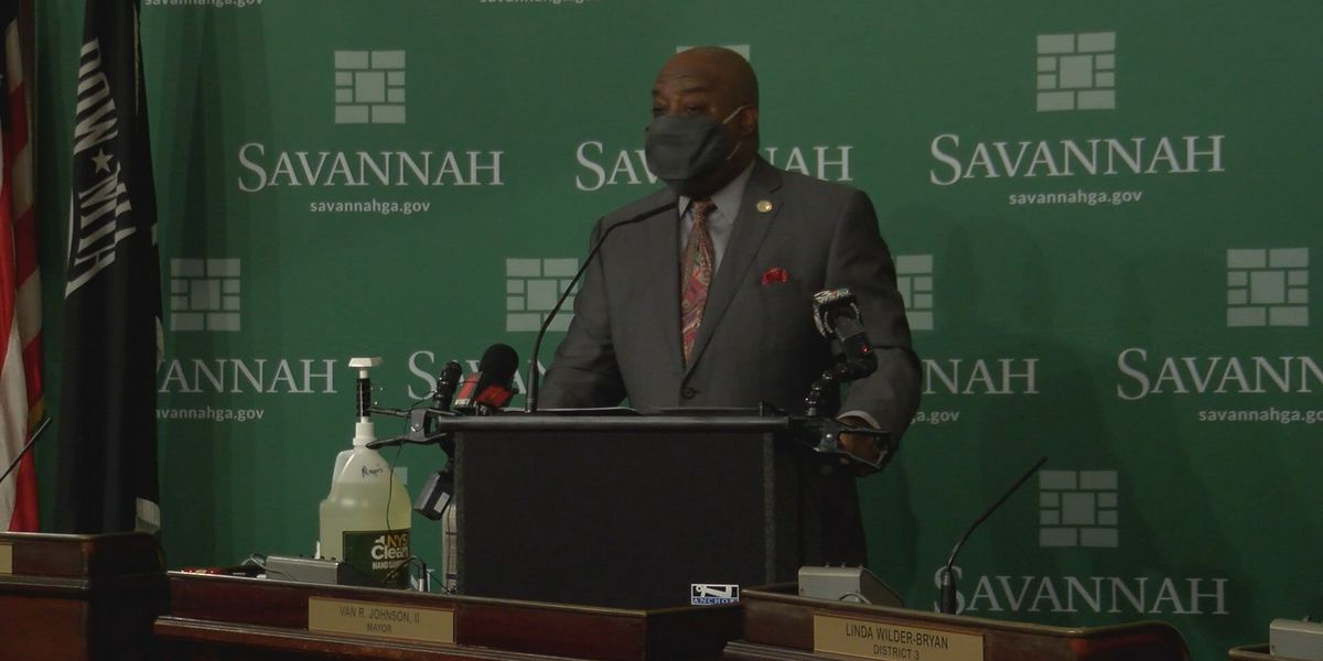 Savannah mayor applauds vaccine roll-out, stands ready to continue assisting health department