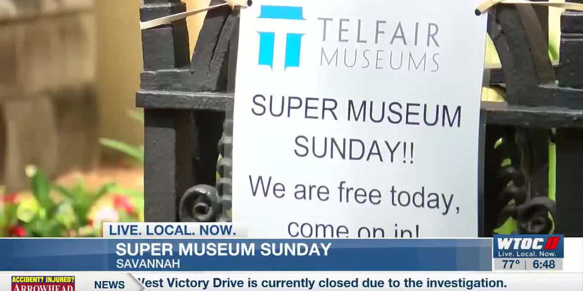 Local museums celebrate state-wide Super Museum Sunday with free admission