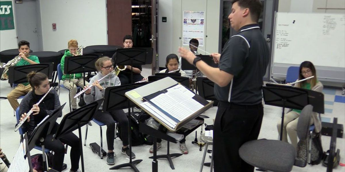Bluffton High Band heads to NYC to perform at Lincoln Center