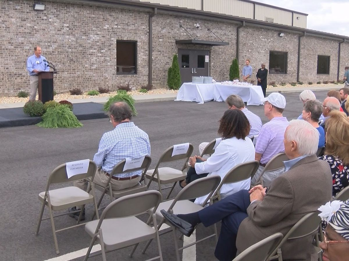 Claxton Poultry opens new Screven Co. site