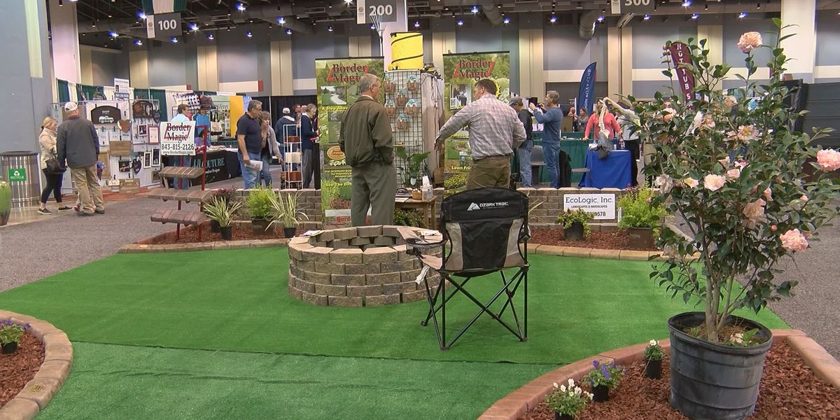 Low Country Home & Garden Show begins at the Savannah Convention Center