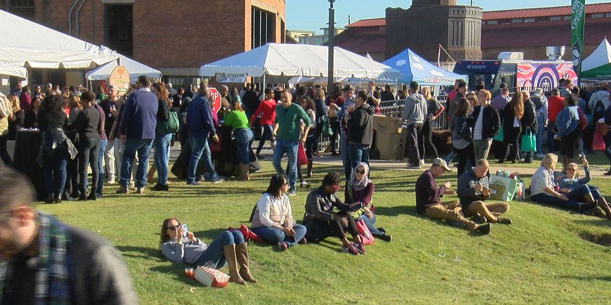 5,000+ attend 7th Savannah Food & Wine Festival