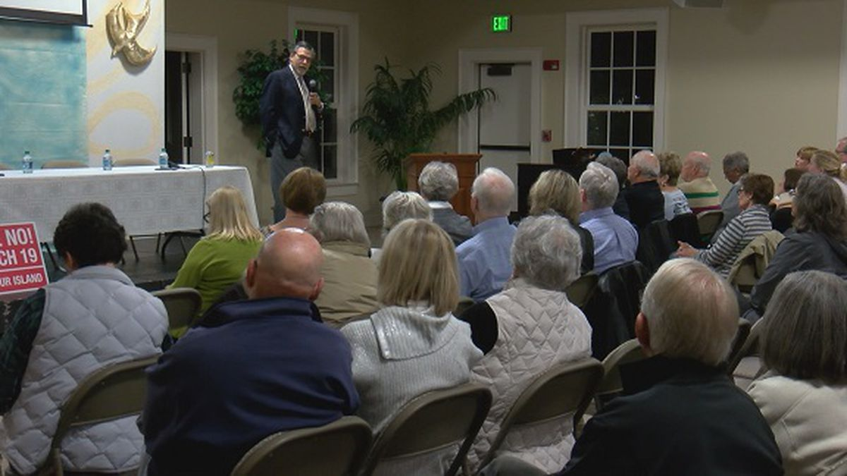 Skidaway Island residents meet to discuss incorporation