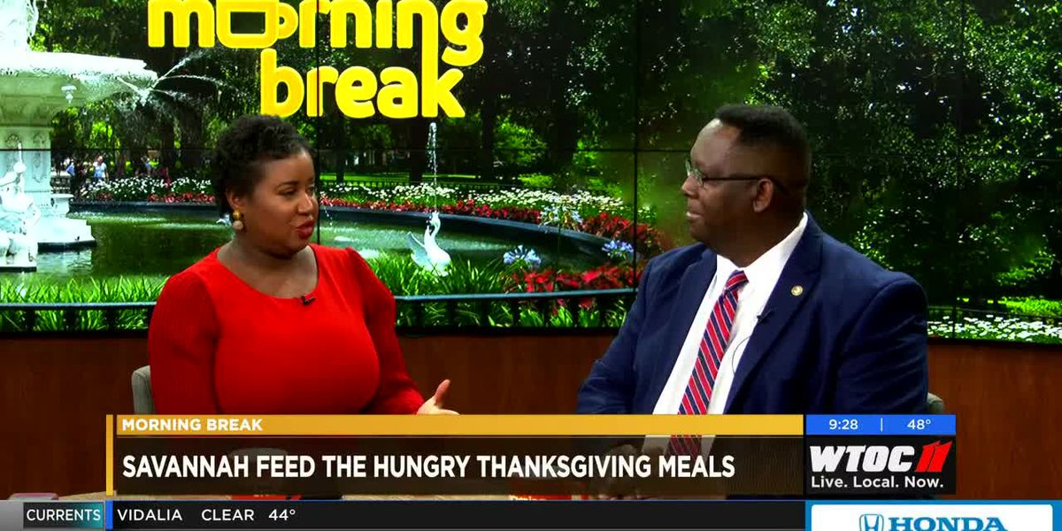 Savannah Feed the Hungry to serve free Thanksgiving meals