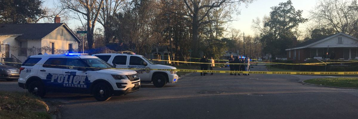Savannah Police Department investigating shooting near 47th, Florance streets