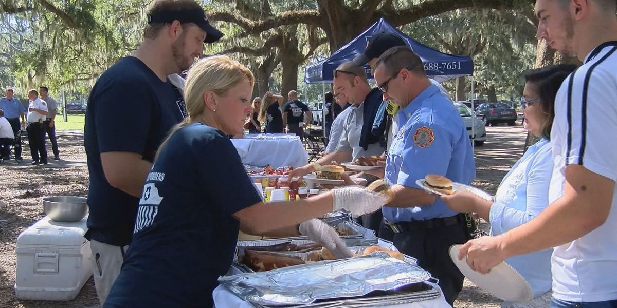 Law firm hosting event to celebrate first responders