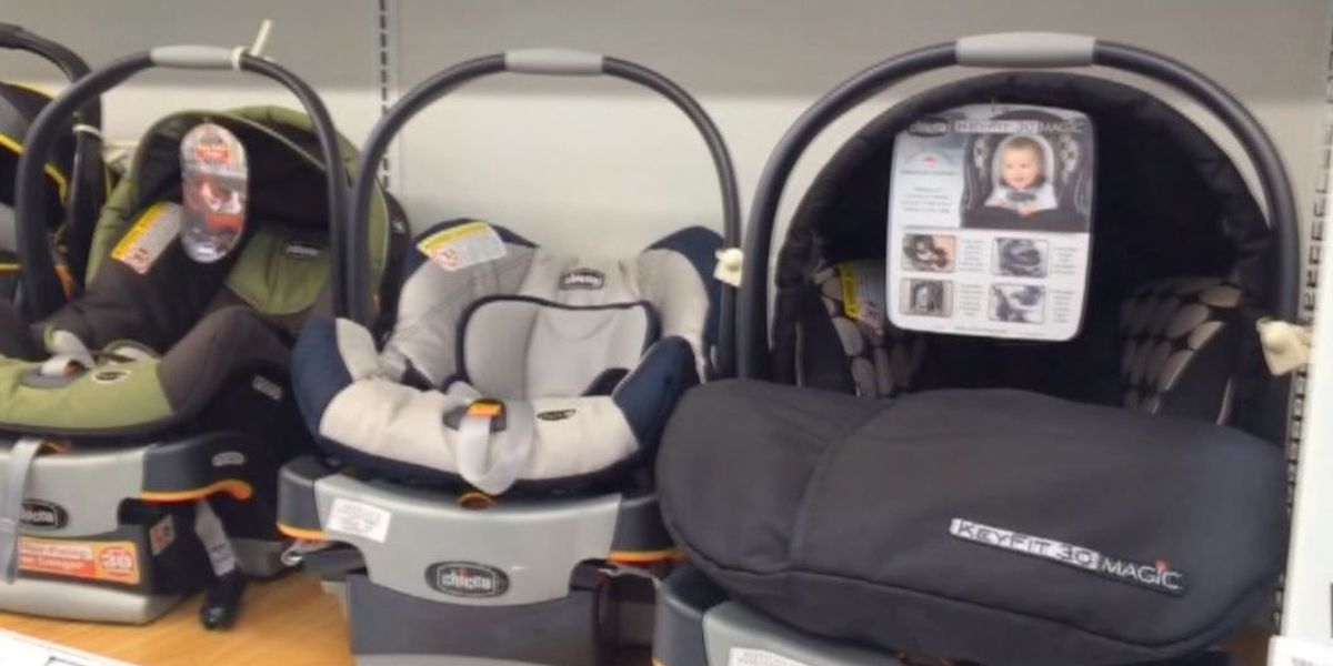 Walmart will trade old car seats for gift cards