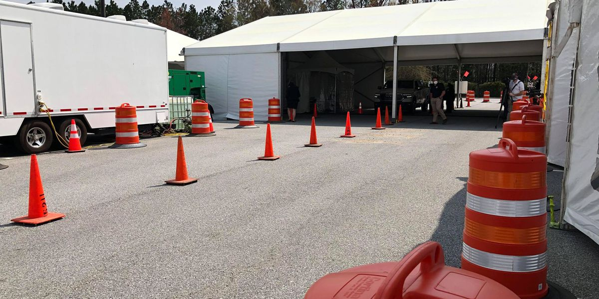 Mass vaccination site opens in Chatham County
