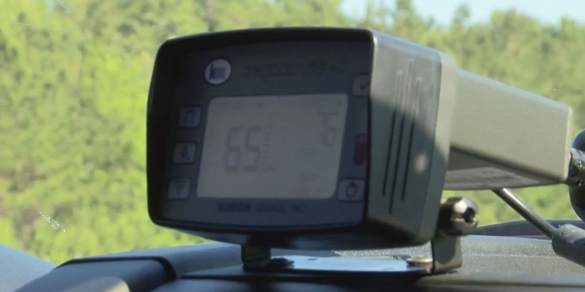 McIntosh Co. Sheriff's Office says speeders taking advantage of open roads