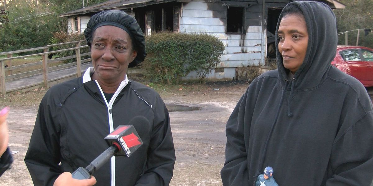 Family of five loses childhood home