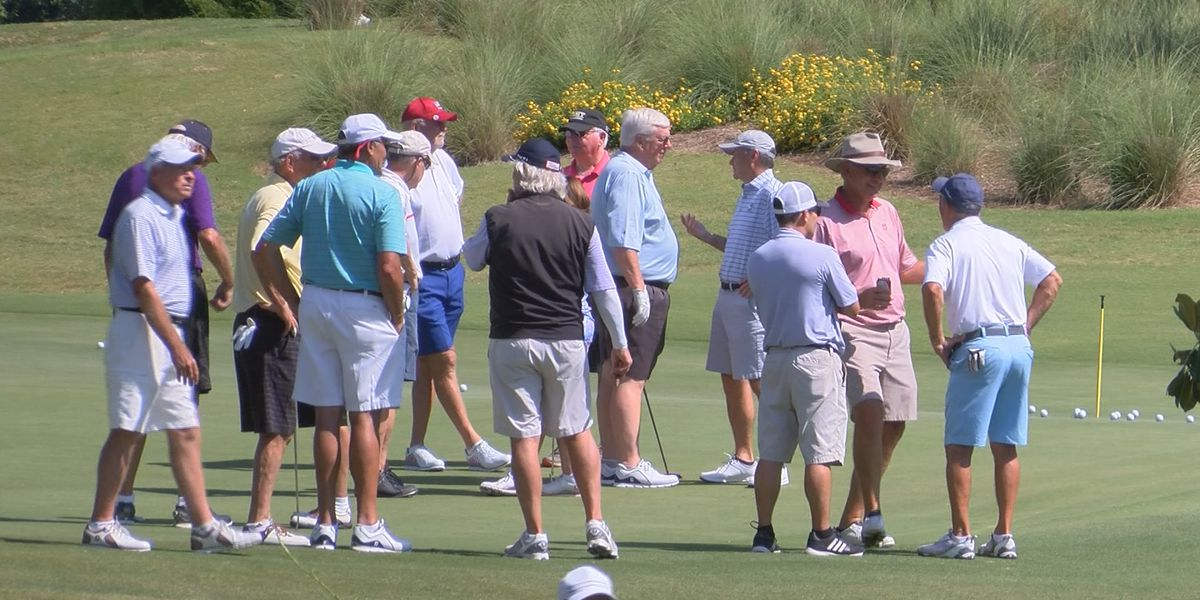 Military veterans compete in Wounded Heroes Golf Classic