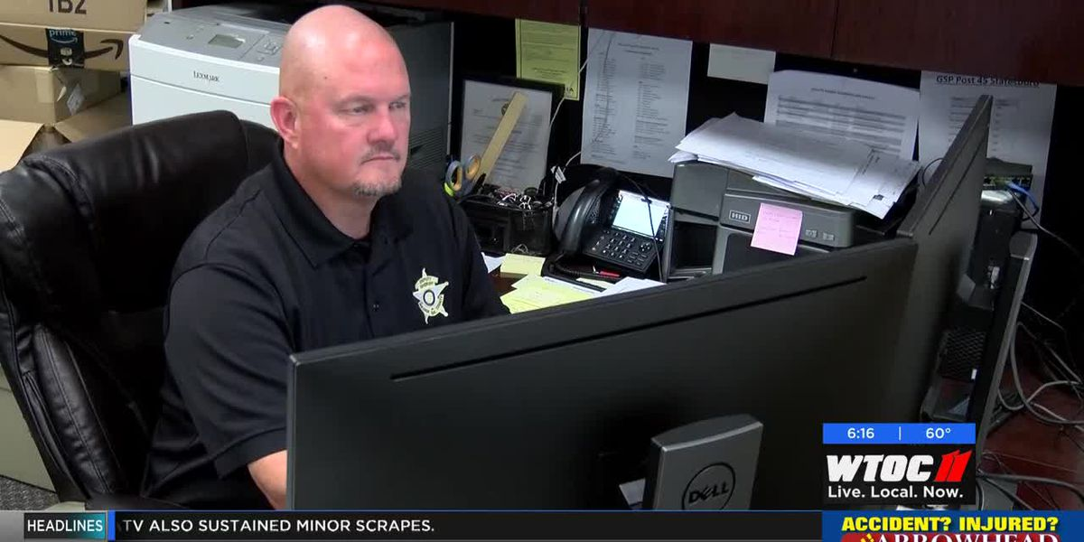 Bulloch County Sheriff's Office revamps website